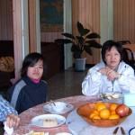 В гостях у тайваньской семьи